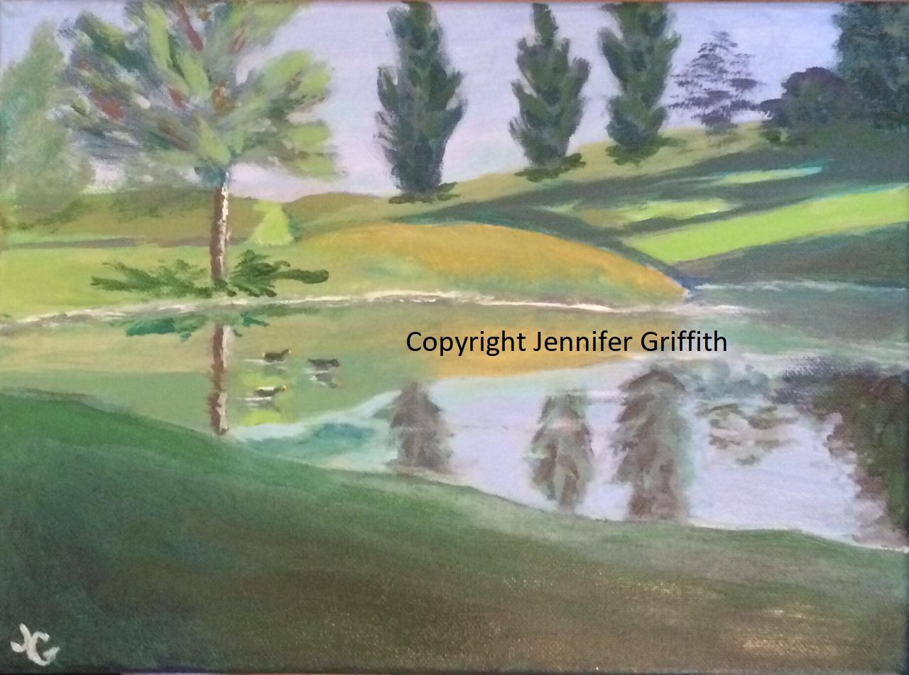 Quite Park - Jennifer Griffith
