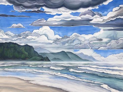 Seaside Afternoon