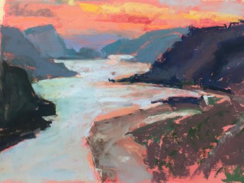 Morning Gorge
