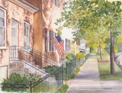 Stockade Street